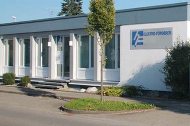 ELEKTRO-FÖRDERER GmbH Firma
