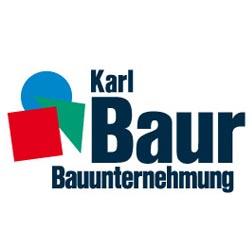 Logo Firma Karl Baur Bauunternehmung GmbH & Co.KG in Berkheim