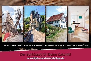 JaKo Baudenkmalpflege GmbH Firma