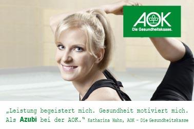 AOK - Die Gesundheitskasse Ulm-Biberach  Firma