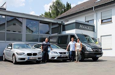 Karosseriebau Härle GmbH Firma