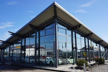 Autohaus Rogg GmbH Firma