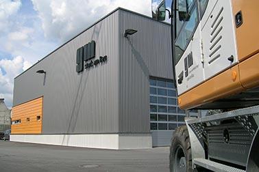 Grüner und Mühlschlegel Bauunternehmen GmbH & Co.KG Firma