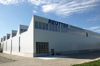 Reutter Blechbearbeitung GmbH Firma