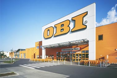 OBI Markt Biberach Firma