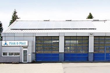 Fink und Pleil GbR  Firma