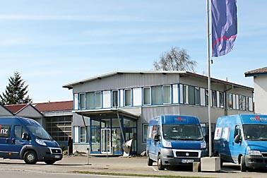 Manz GmbH Firma