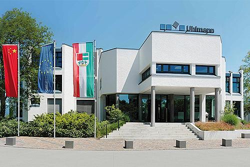 Uhlmann Pac-Systeme GmbH & Co. KG  Firma