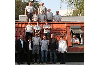 Hellgoth-Bedachungen GmbH & Co. KG Firma