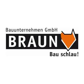 Braun Bauunternehmen GmbH Logo