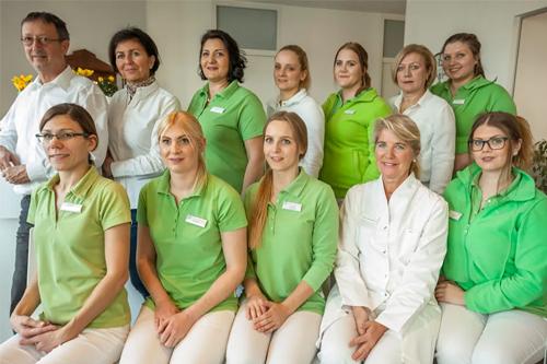 Kieferorthopädische Fachpraxis Dr. Gisela Leisin-Hillebrand Firma