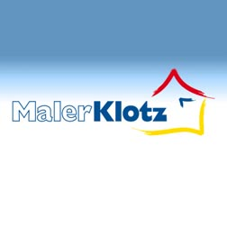 Logo Firma Maler Klotz in Laupheim