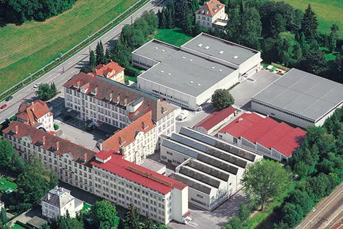 Gustav Gerster GmbH & Co. KG  Firma