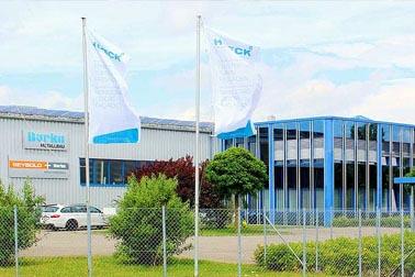 Burka Metallbau GmbH  Firma