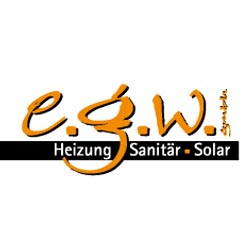 Logo Firma e.g.w. GmbH Heizung-Sanitär-Solar in Biberach an der Riß