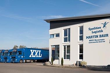 MARTIN BAUR GmbH Firma