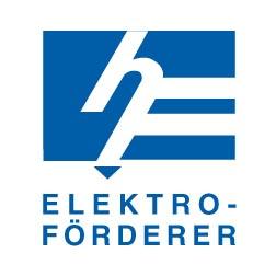 Logo Firma ELEKTRO-FÖRDERER GmbH in Biberach an der Riß