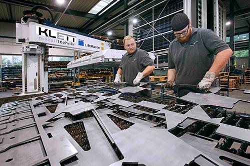Klett Metalltechnik GmbH Firma
