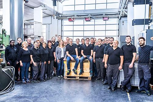 Otto Beckert Feinmechanik und Vorrichtungsbau GmbH & Co. KG Firma