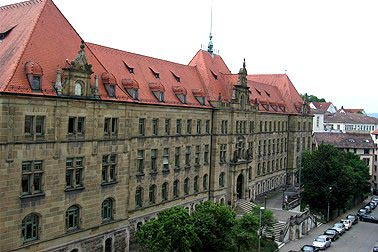 Amtsgericht Tübingen Firma