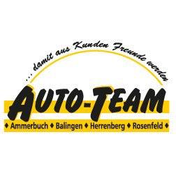 Logo Firma Auto-Team GmbH in Ammerbuch