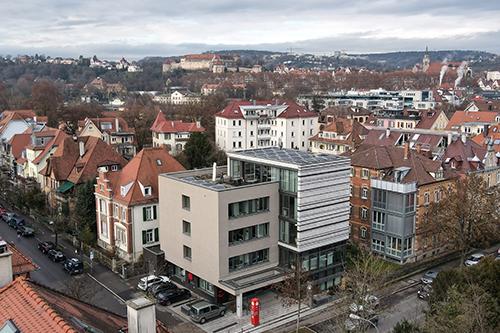 Kreisbaugesellschaft Tübingen mbH Firma