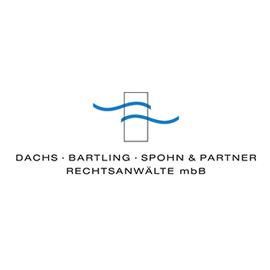 Logo Firma DACHS · BARTLING · SPOHN & PARTNER RECHTSANWÄLTE mbB in Tübingen