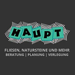 Logo Firma Fliesen Haupt - FLIESEN, NATURSTEINE & MEHR in Kirchentellinsfurt