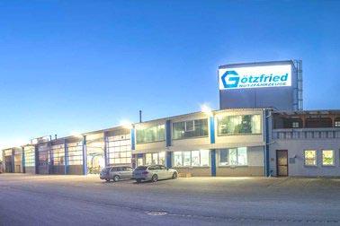 Götzfried Nutzfahrzeuge GmbH  Firma