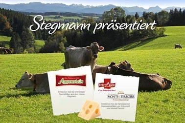 Stegmann Emmentaler Käsereien GmbH  Firma