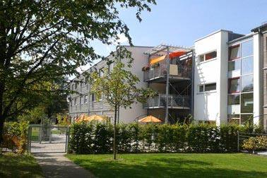 Senioren- und Pflegeheim Buchloe  Firma