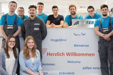 Leeb GmbH & Co. KG  Firma
