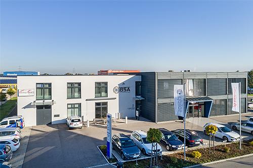 BSA Systemhaus GmbH  Firma
