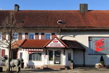 Metzgerei Gregor Müller GmbH  Firma