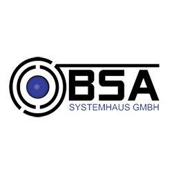 Logo Firma BSA Systemhaus GmbH  in Memmingen