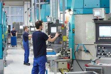 Alois Berger GmbH & Co. Präzisions-Maschinenbauteile KG  Firma