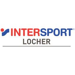 Logo Firma Intersport Locher in Tettnang