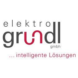 Logo Firma Elektro Grundl GmbH  in Ellhofen (Weiler-Simmerberg)