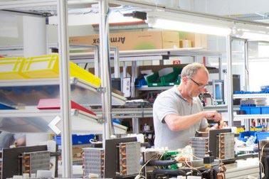 H&H Gerätebau GmbH  Firma