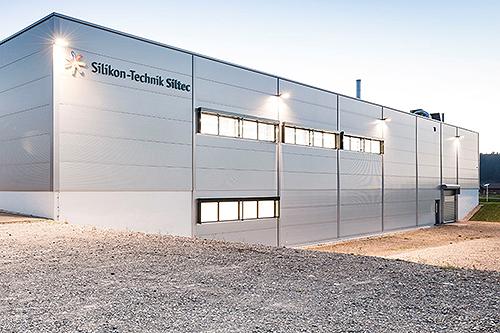 Silikon-Technik Siltec GmbH & Co.KG  Firma