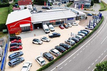 Autohaus Sailer GmbH & Co. KG  Firma