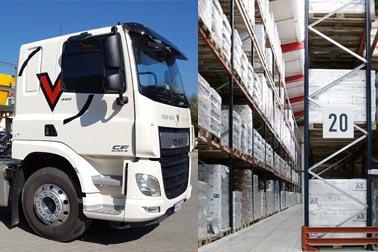 Vöhringer Logistik GmbH & Co. KG  Firma