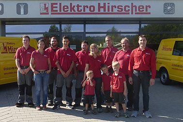 Elektro Hirscher GmbH Firma