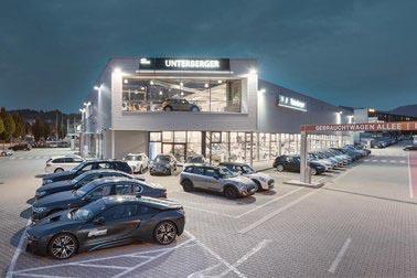 BMW Autohaus Unterberger GmbH (Lindau) Firma