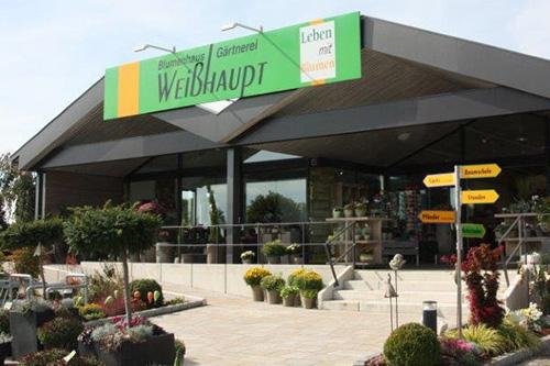 Blumenhaus Gärtnerei Weißhaupt Firma