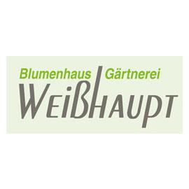 Blumenhaus Gärtnerei Weißhaupt Logo