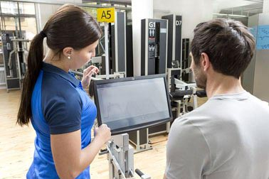 Kieser Training  Firma