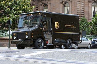 UPS United Parcel Service Deutschland S.á.r.l. & Co. OHG  Firma