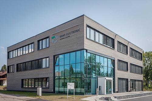 RAWE Electronic GmbH Firma