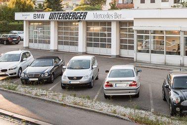 Autohaus Unterberger GmbH (Lindenberg) Firma